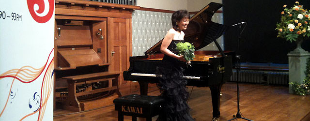 Recital at Gregynog Festival