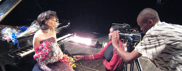 Interview with Kenyan Television